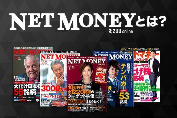 NET MONEYとは